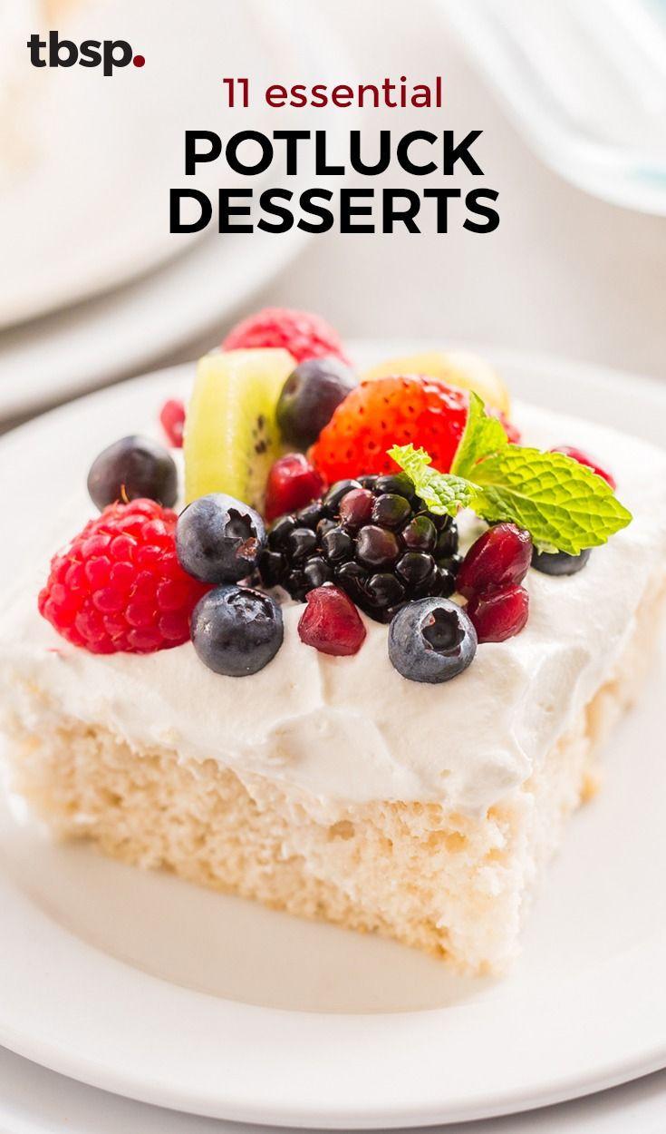 Winning Potluck Dessert Recipes  29 best Potluck & Picnic Recipes images on Pinterest