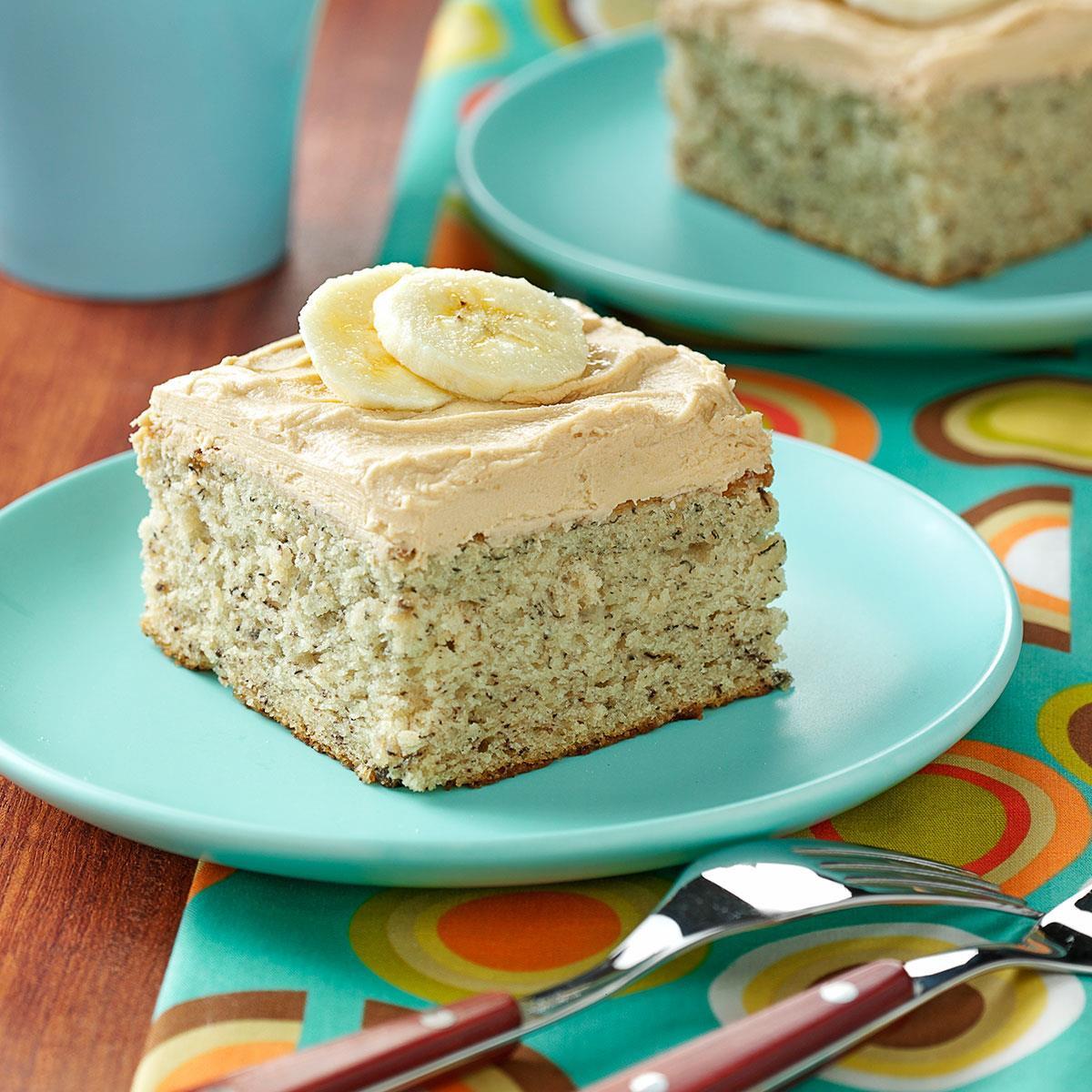 Winning Potluck Dessert Recipes  Potluck Banana Cake Recipe
