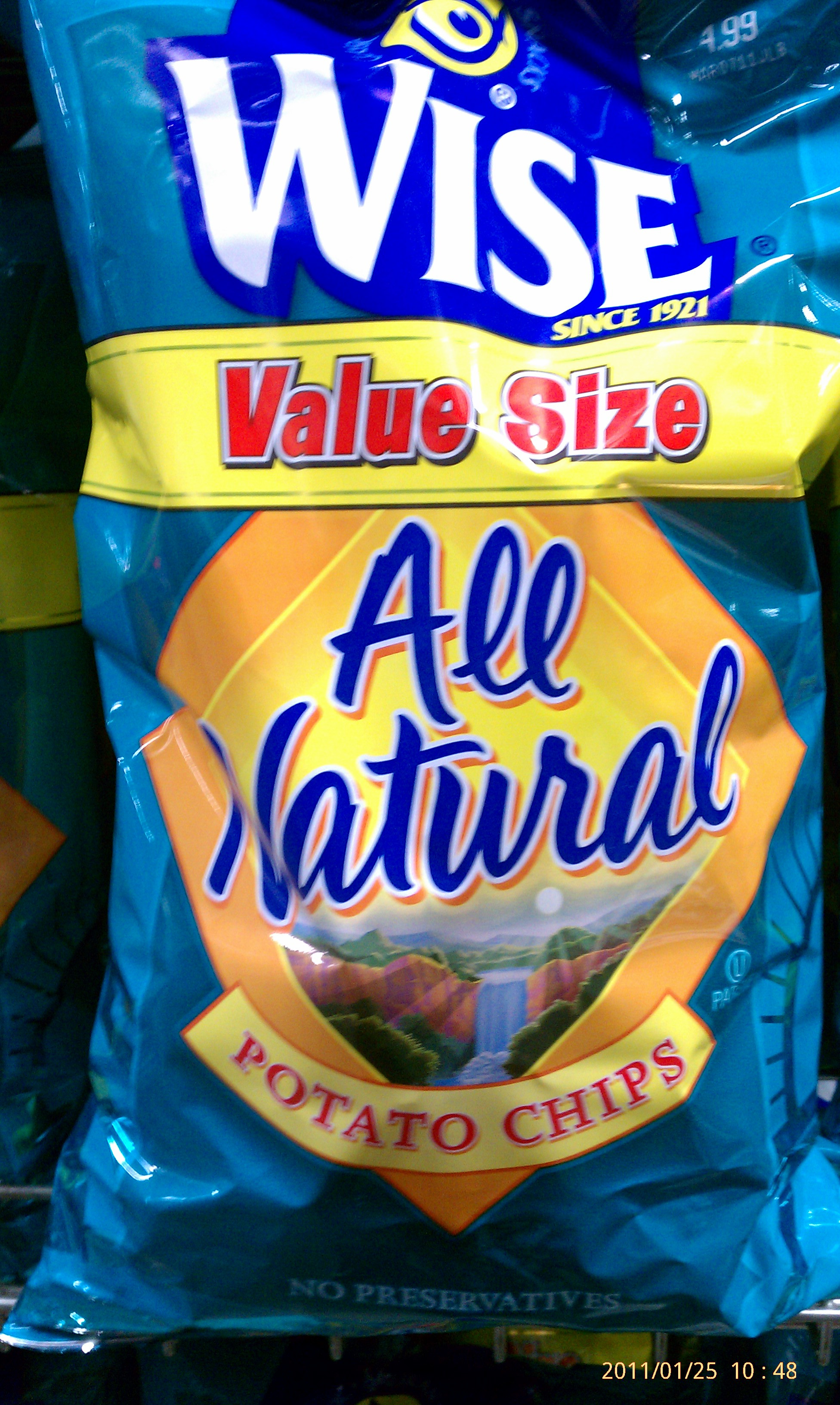 Wise Potato Chips  A New York Deli s Wise Potato Chips Order Page