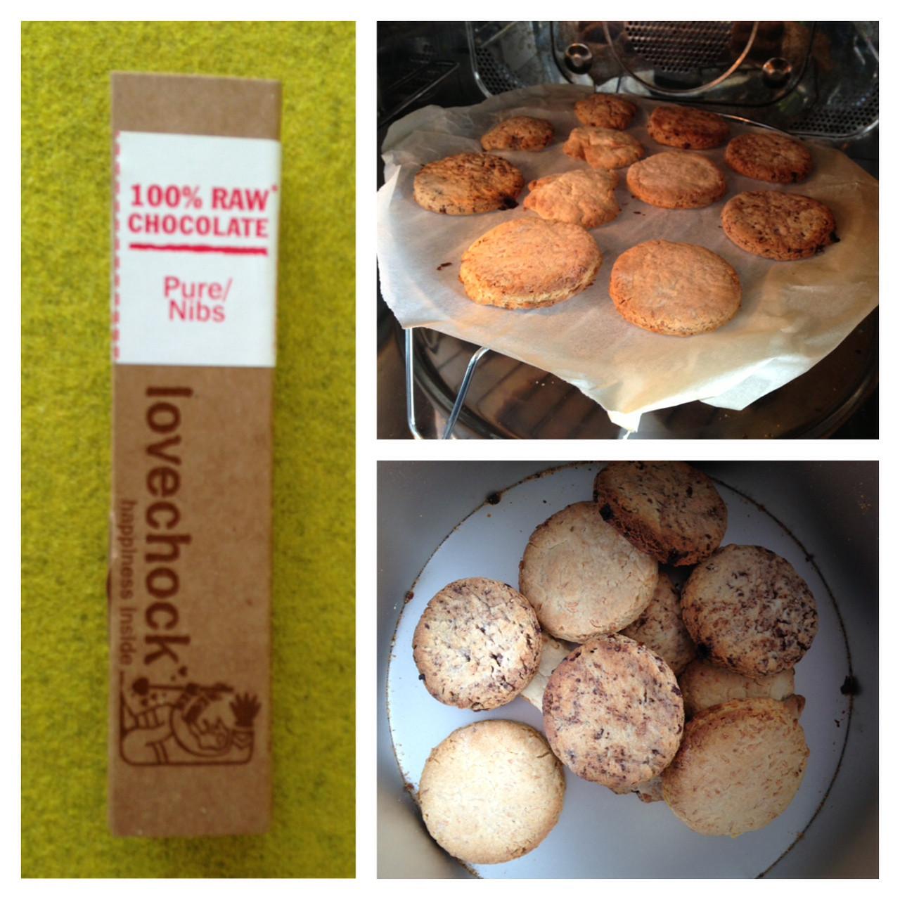 Word Cookies Chocolate 20  Lovechock Chocolate Chip Cookies