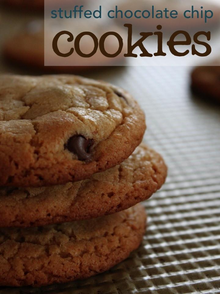 Word Cookies Chocolate 20  Stuffed Chocolate Chip Cookies – Ciao Bella