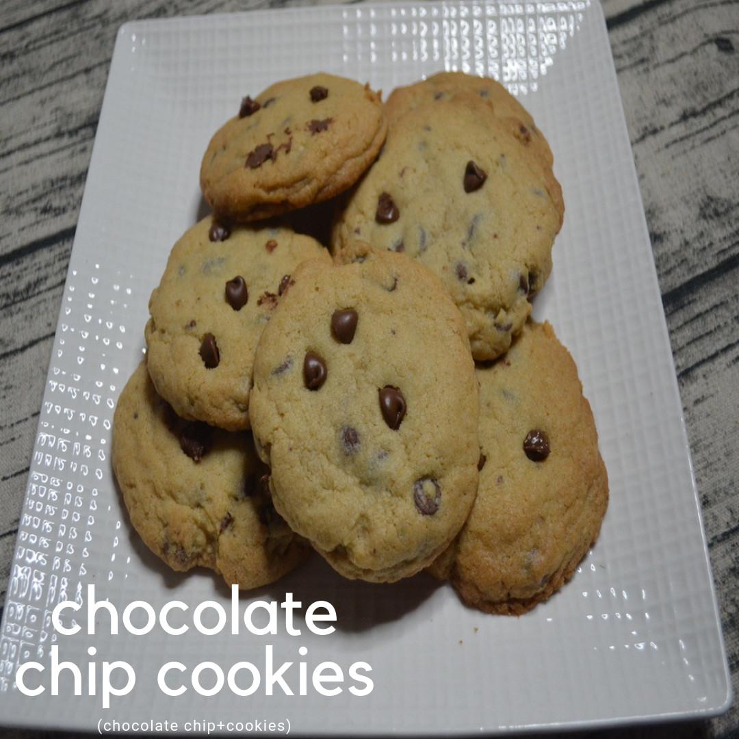 Word Cookies Chocolate 20  Chocolate Chip Cookies – Rosalyn Zenobia