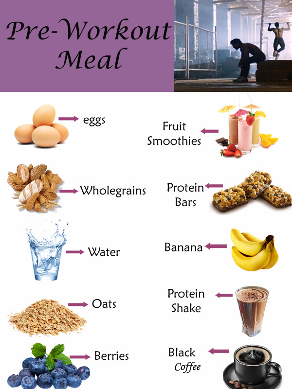 Workout Before Or After Dinner  An Ultimate Guide to Workout Nutrition Foods to Eat