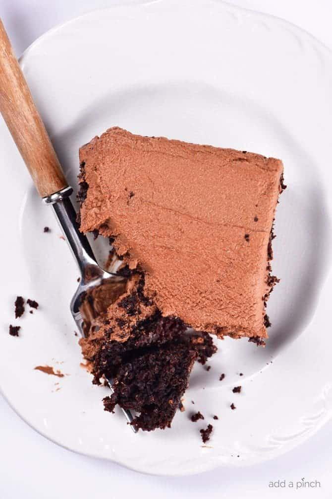 World'S Best Chocolate Cake Recipe  Best Chocolate Cake Recipe 9x13 Recipe Add a Pinch