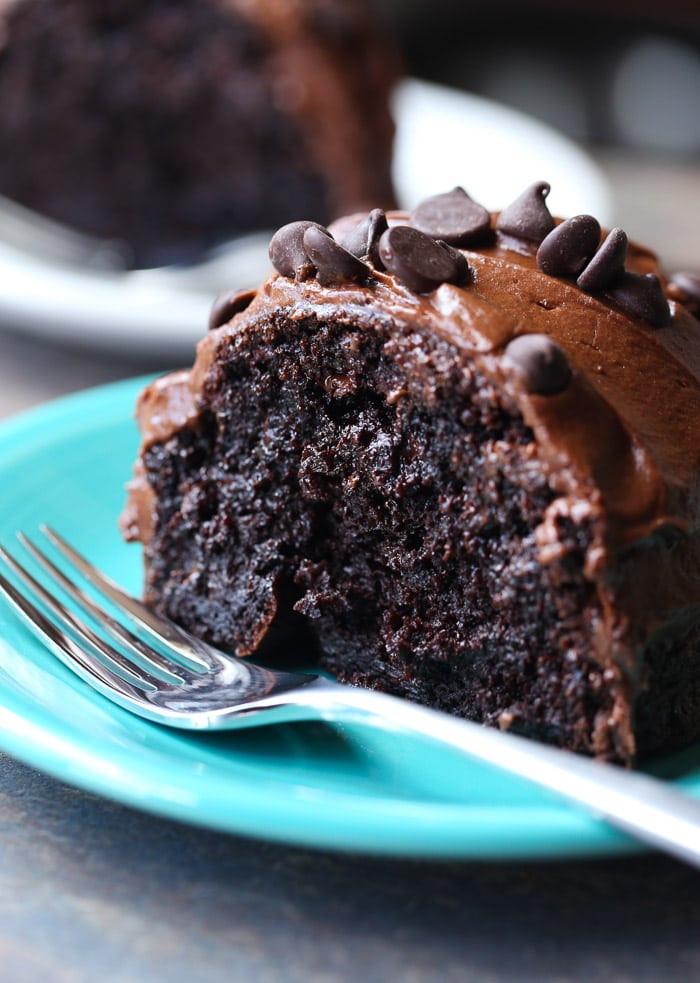 World'S Best Chocolate Cake Recipe  Ridiculous Chocolate Cake
