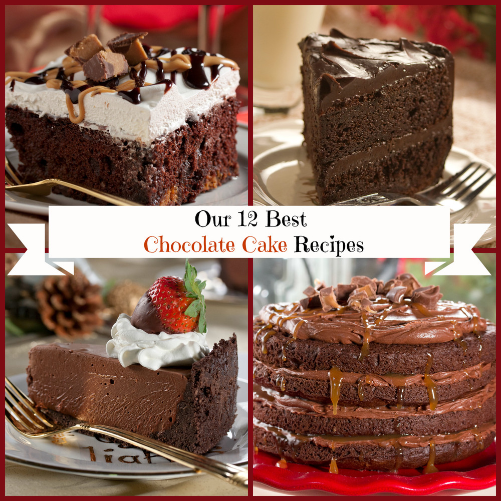 World'S Best Chocolate Cake Recipe  Our 12 Best Chocolate Cake Recipes