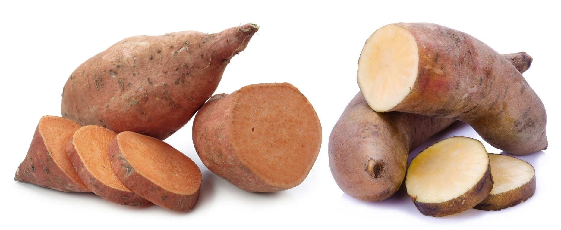 Yams Vs Sweet Potato  8 Ways to tell the difference between sweet potatoes and yams