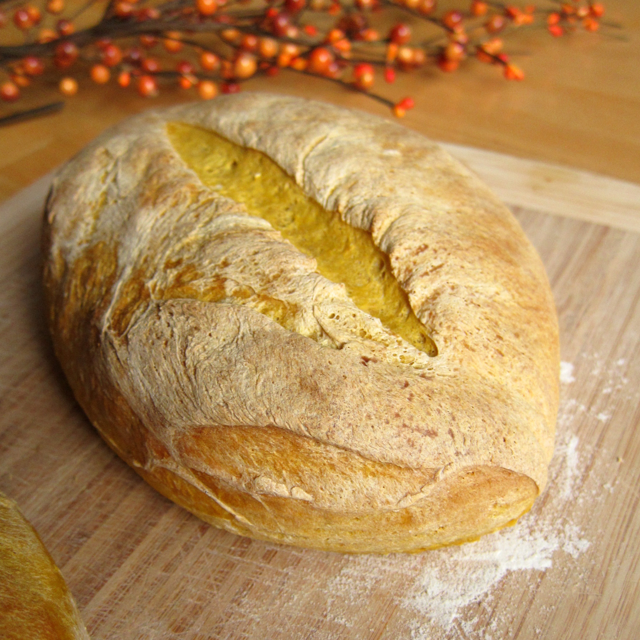 Yeast For Bread  Pumpkin Yeast Bread