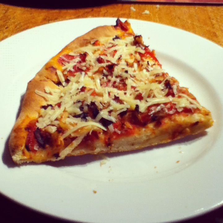 Yeast Free Pizza Dough  Yeast free pizza dough recipe All recipes UK
