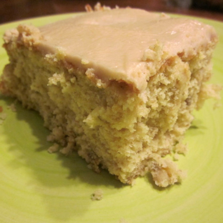 Yellow Cake Mix Recipes  brown sugar cake recipe yellow cake mix