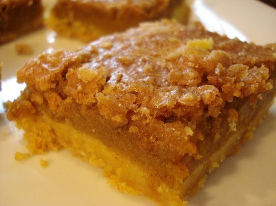 Yellow Cake Mix Recipes  pumpkin torte yellow cake mix