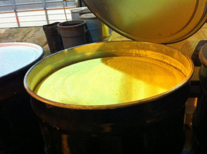 Yellow Cake Uranium  Should Australia's manufacturing future be nuclear PACE