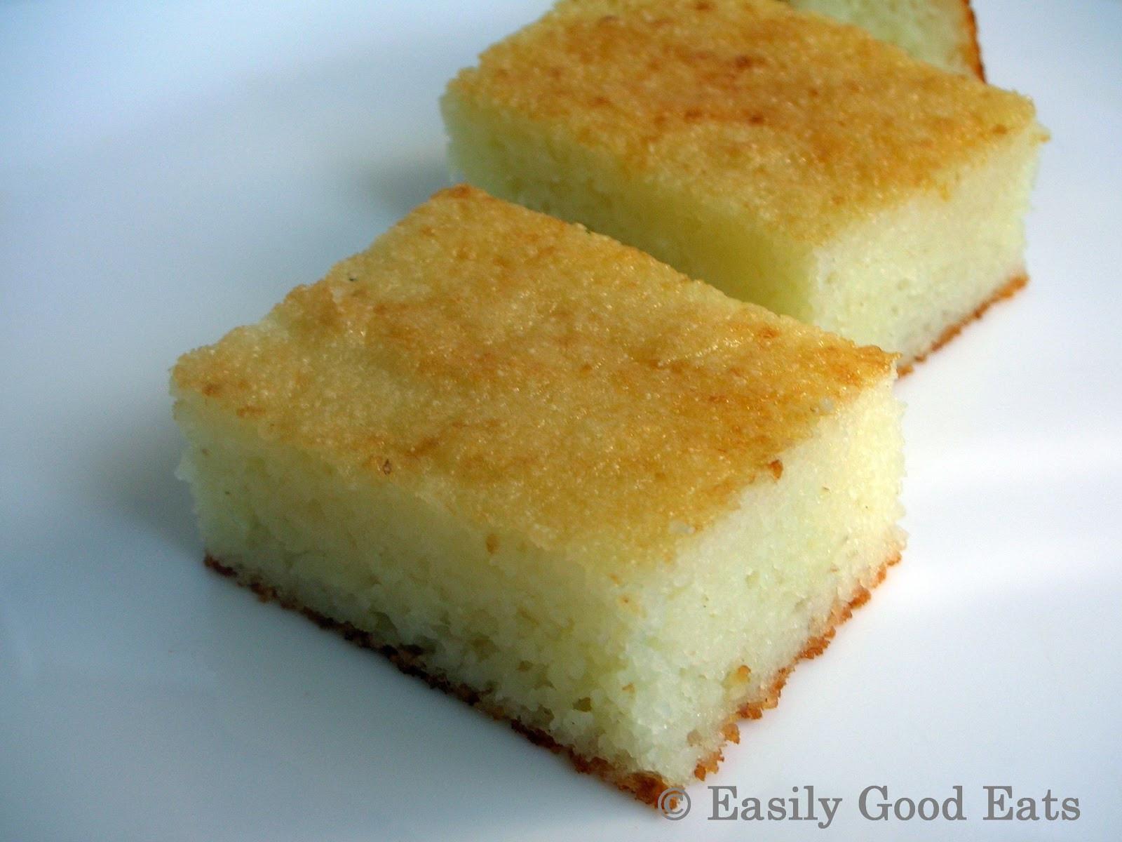 Yogurt Cake Recipe  Easily Good Eats Semolina Yogurt Cake Recipe