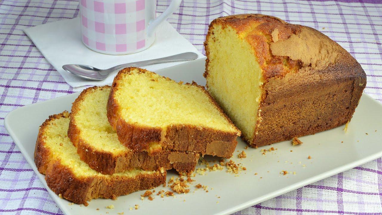 Yogurt Cake Recipe  Lemon Yogurt Cake Easy Homemade Yogurt Cake Recipe