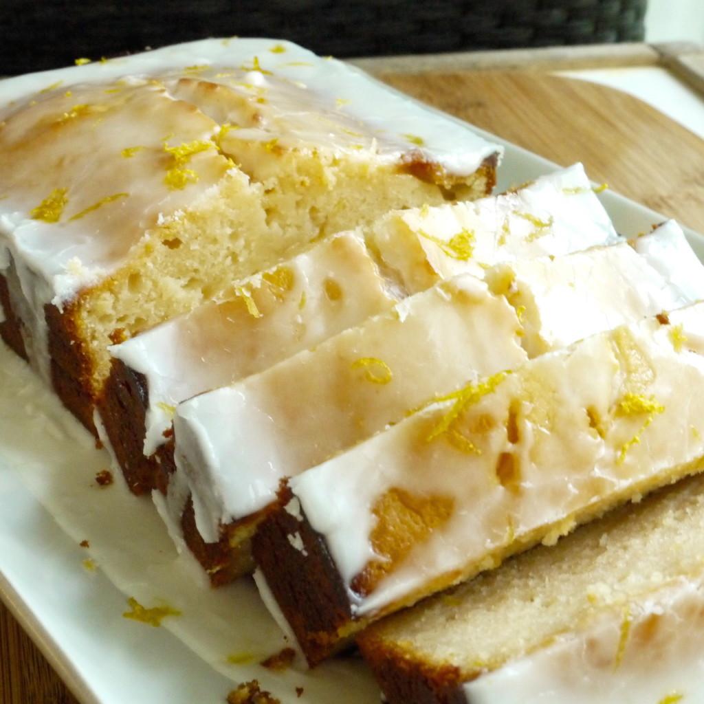 Yogurt Cake Recipe  Lemon Yogurt Cake