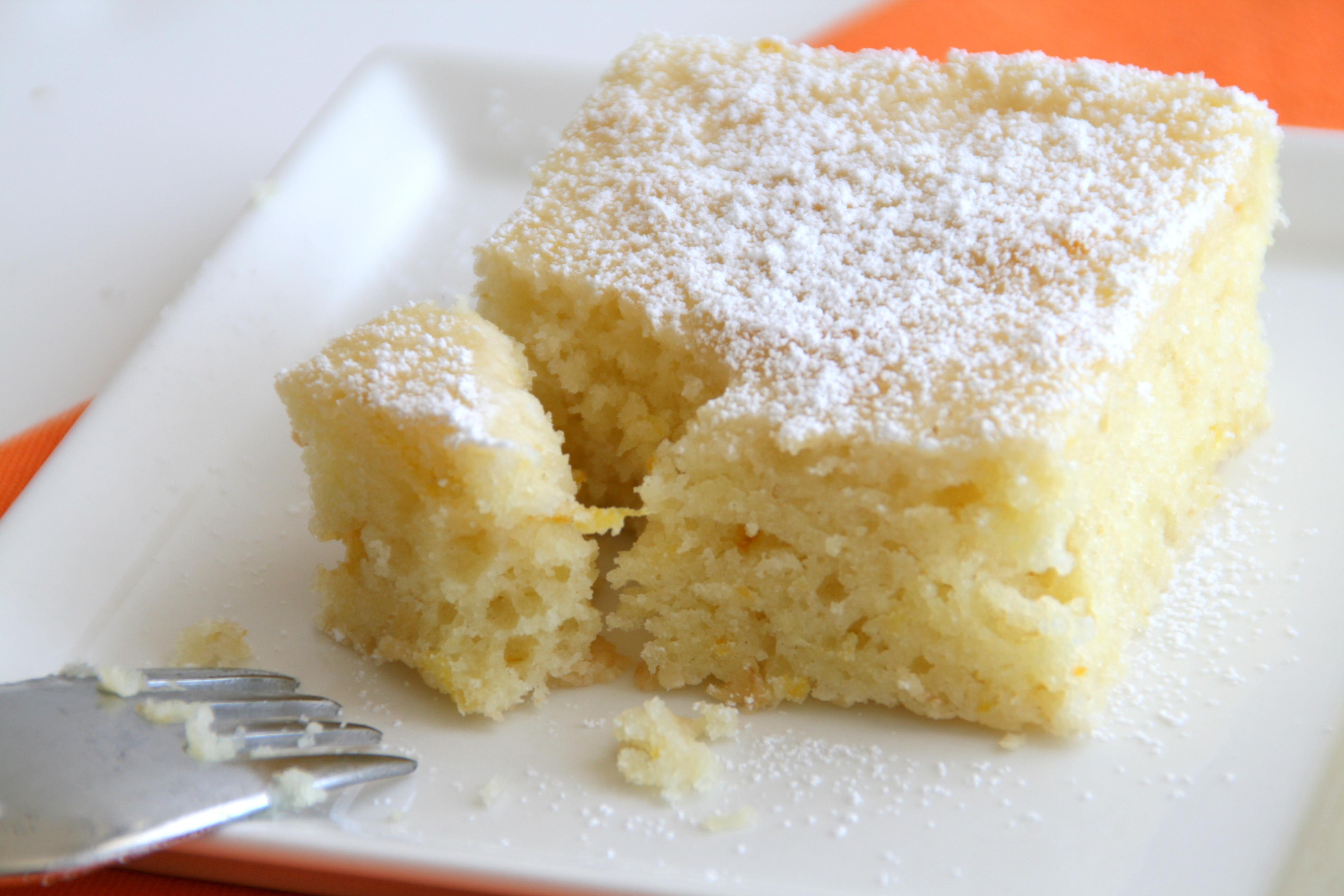 Yogurt Cake Recipe  Orange Almond Yogurt Cake Secret Recipe Club