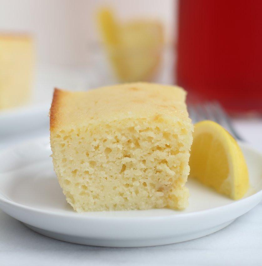 Yogurt Cake Recipe  Semolina Yogurt Cake