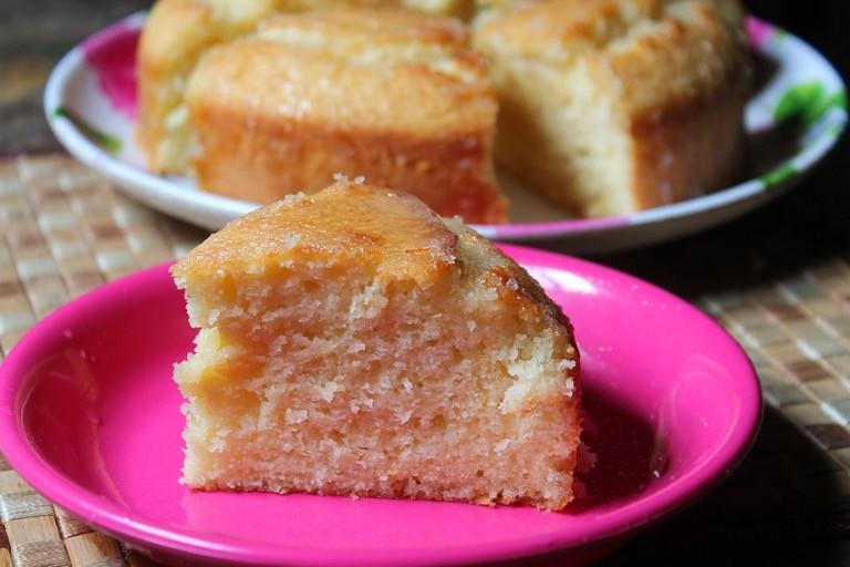 Yogurt Cake Recipe  French Lemon Yogurt Cake Recipe Yummy Tummy