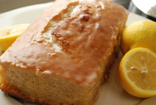 Yogurt Cake Recipe  Lemon Yogurt Cake Recipe 6 Points LaaLoosh