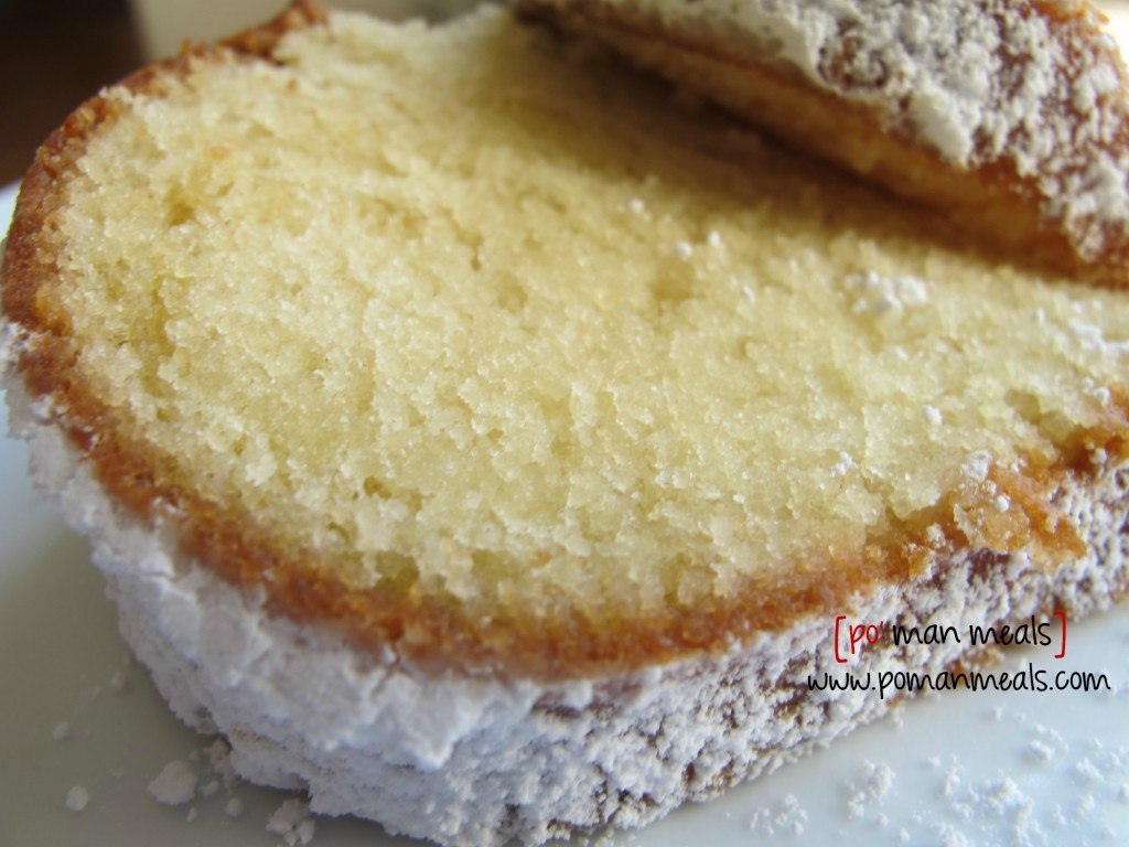 Yogurt Cake Recipe  po man meals vanilla yogurt cake