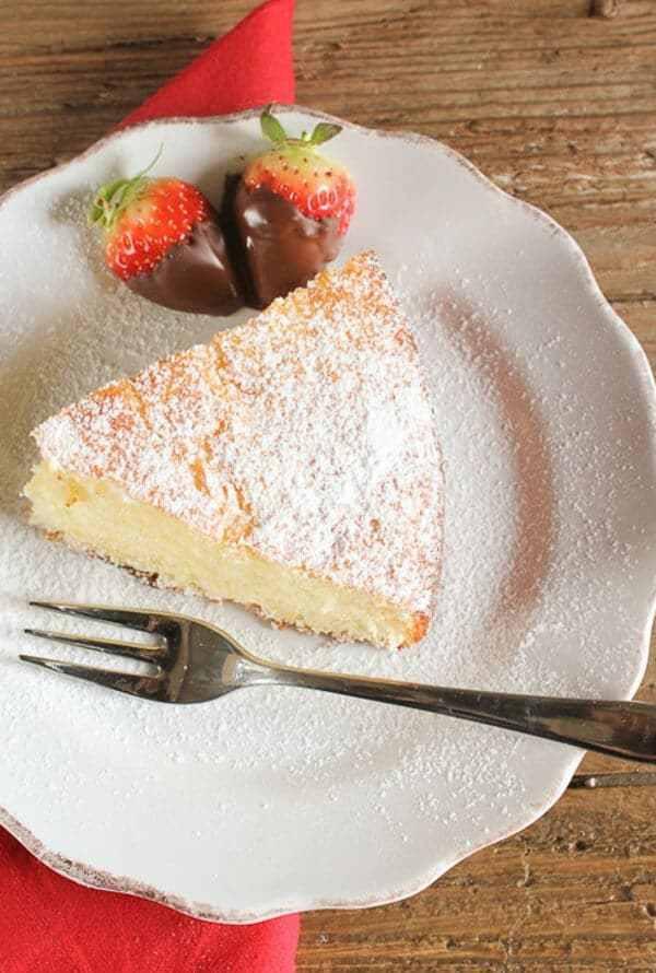 Yogurt Cake Recipe  easy yogurt cake