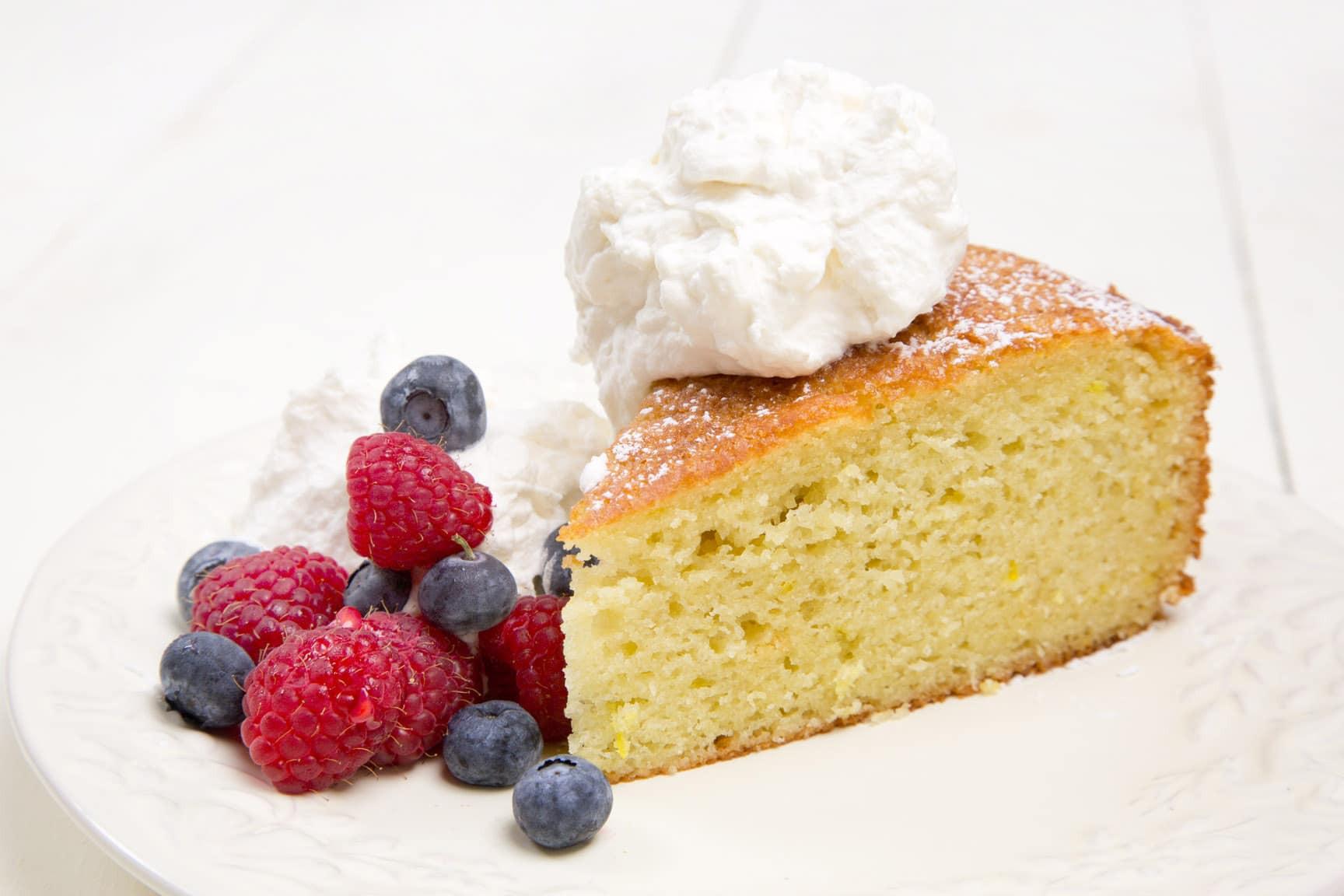 Yogurt Cake Recipe  Orange Yogurt Cake Recipe perfect for breakfast or dessert