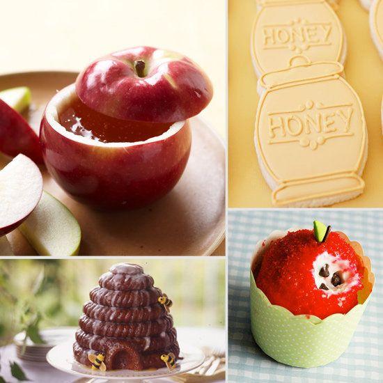 Yom Kippur Desserts  Kid friendly apple and honey Rosh Hashanah desserts
