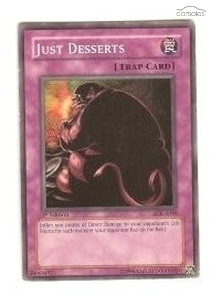 Yugioh Just Desserts  Buy and sell with Australia's 1 free auction