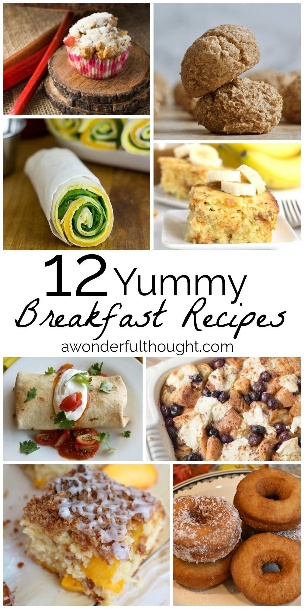 Yummy Breakfast Recipes  Yummy Breakfast Recipes