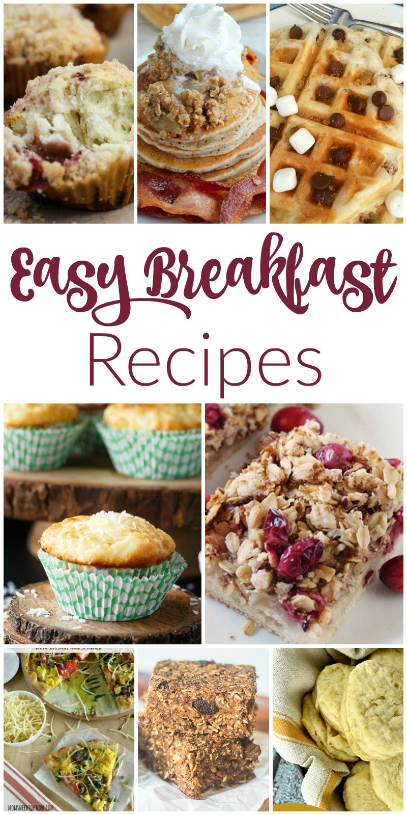 Yummy Breakfast Recipes  Easy Breakfast Recipes and our Delicious Dishes Recipe Party