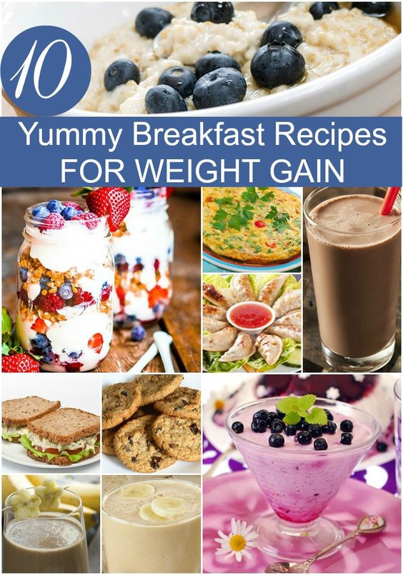 Yummy Breakfast Recipes  10 Yummy Breakfast Recipes To Try Out For Weight Gain