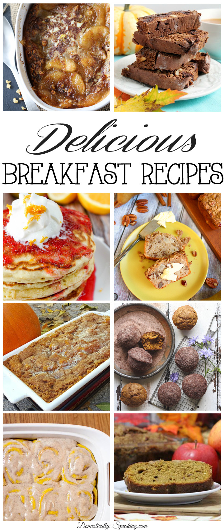 Yummy Breakfast Recipes  Inspire Me Monday 85 Sand and Sisal
