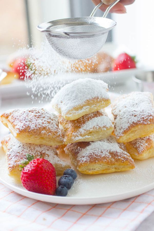 Yummy Breakfast Recipes  Puff Pastry French Toast Recipe