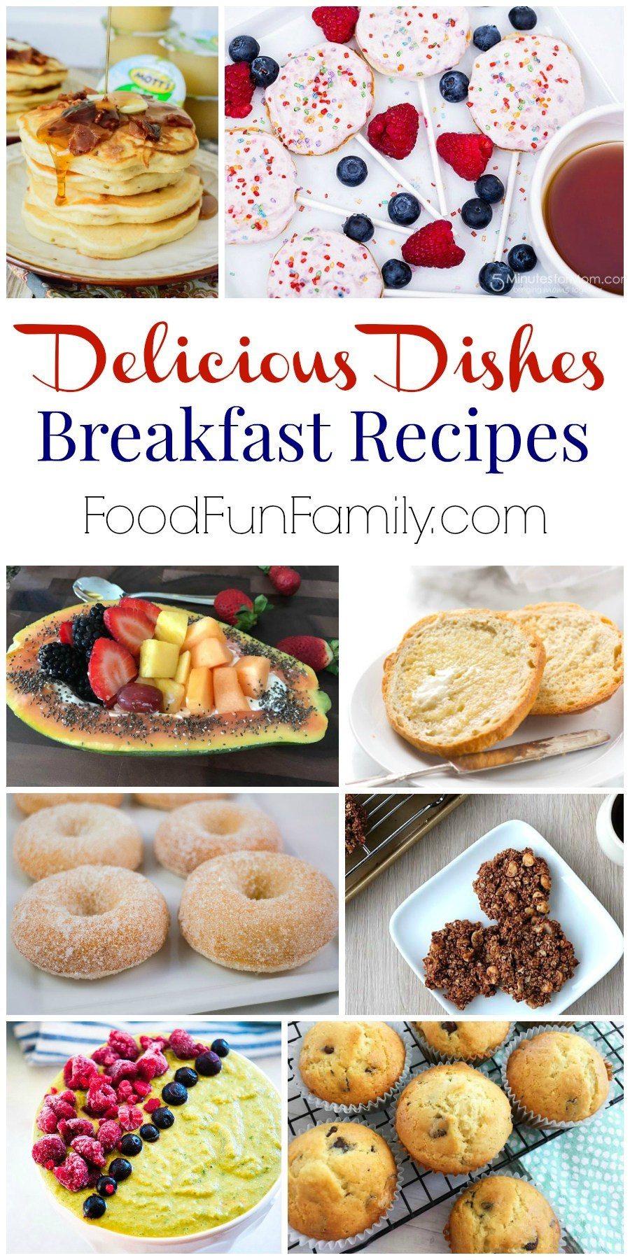 Yummy Breakfast Recipes  The Best Breakfast Recipes Ever – Delicious Dishes Recipe