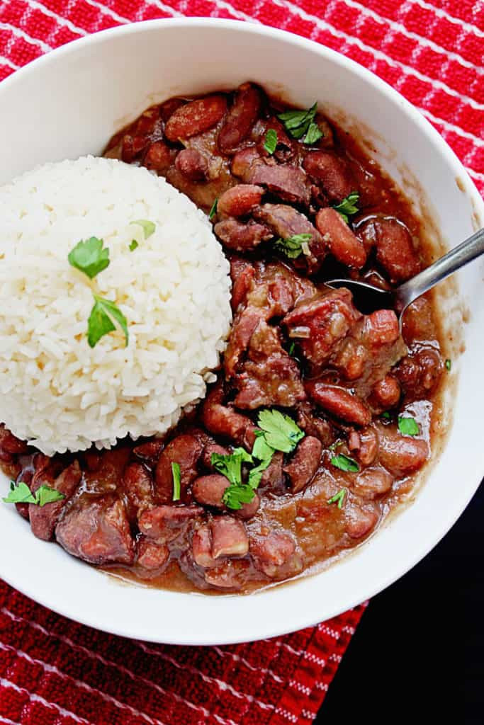 Zatarain'S Red Beans And Rice  Cajun Red Beans and Rice Grandbaby Cakes