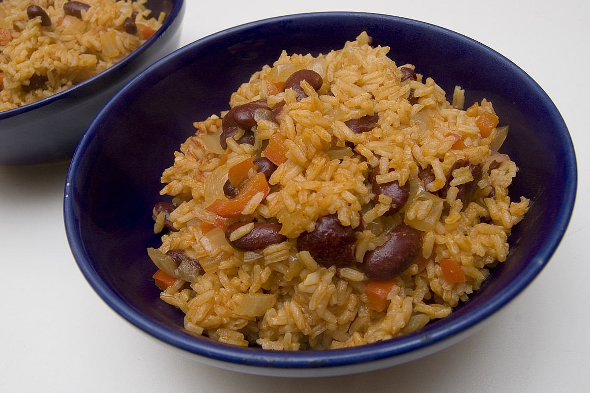 Zatarain'S Red Beans And Rice  Red beans and rice Simple English the free