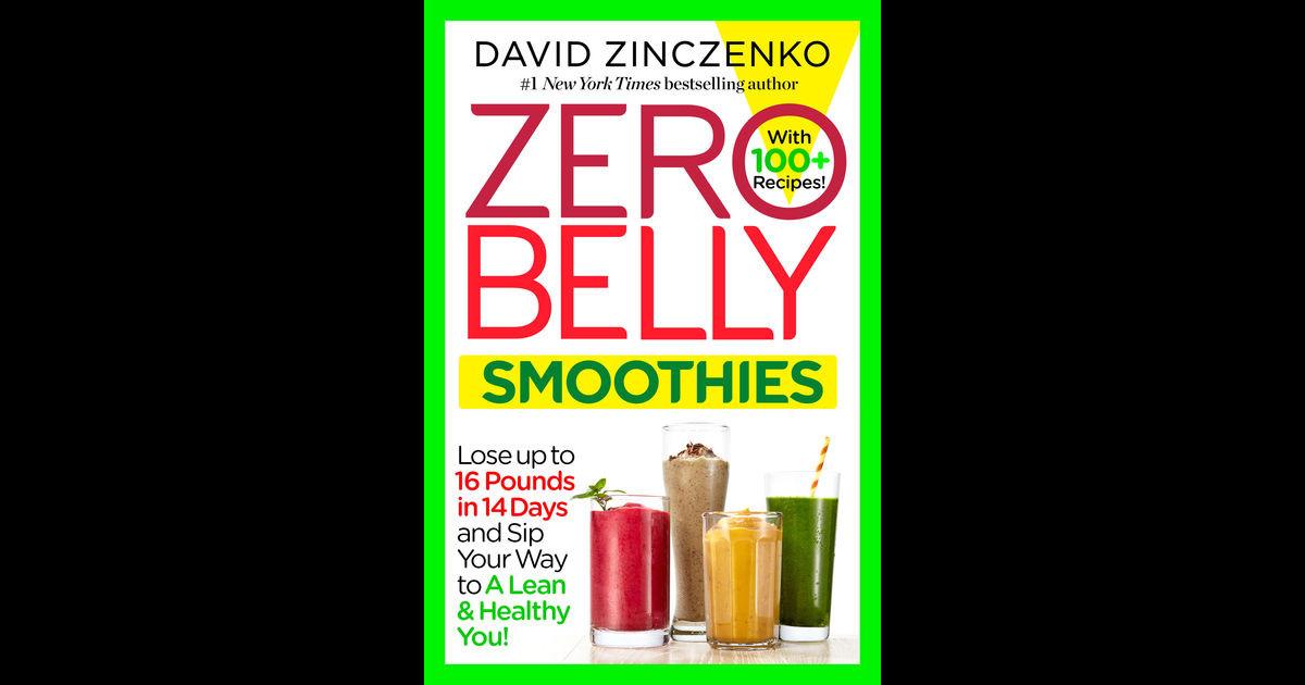 Zero Belly Smoothies  Zero Belly Smoothies by David Zinczenko on iBooks