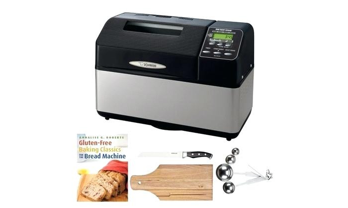 Zojirushi Bread Machines Recipes  Zojirushi Bread Maker Manual Home Bakery Supreme Bread
