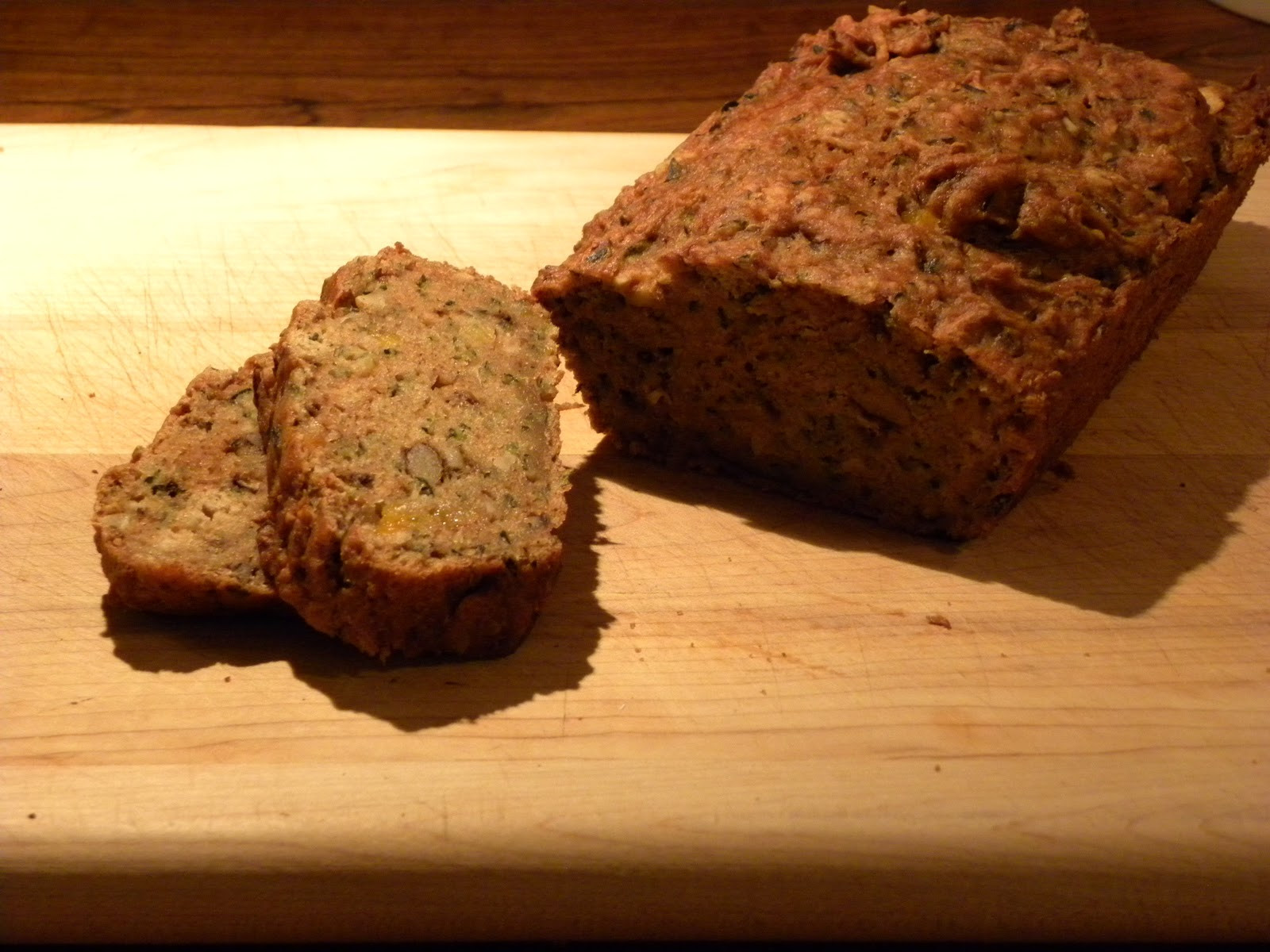 Zucchini Bread Calories  Cooking With The Scarf Sisters Low Fat Low Calorie