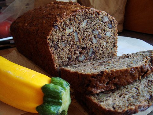 Zucchini Bread Calories  chocolate zucchini bread calories Healthy Food Galerry