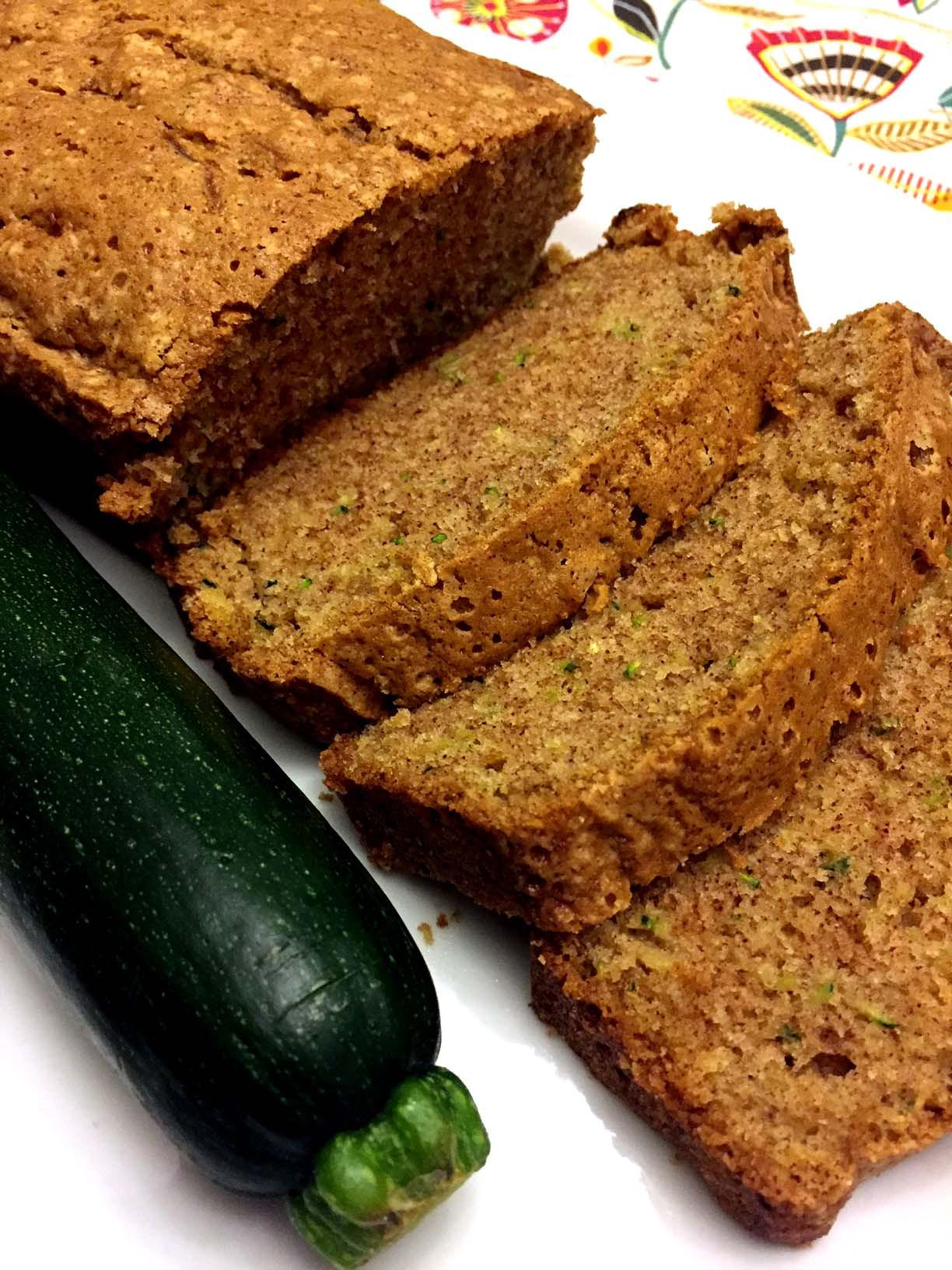 Zucchini Bread Recipe  Easy Zucchini Bread – Best Zucchini Bread Recipe Ever