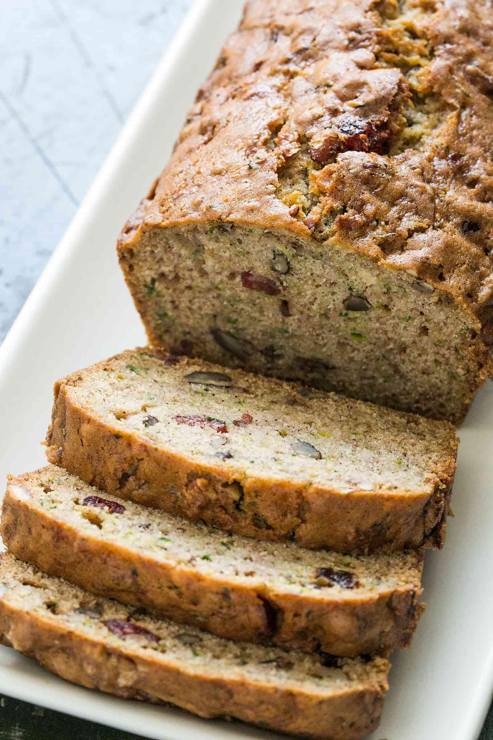 Zucchini Bread Recipe  Zucchini Bread Recipe