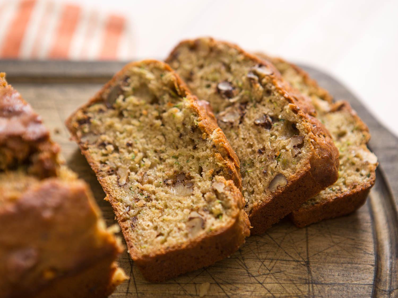 Zucchini Bread Recipes  How to Make Zucchini Bread by Breaking the Mold