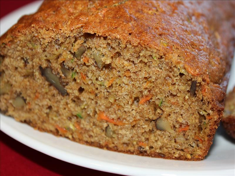 Zucchini Carrot Bread  Zucchini Carrot Bread Busy Mom Recipes