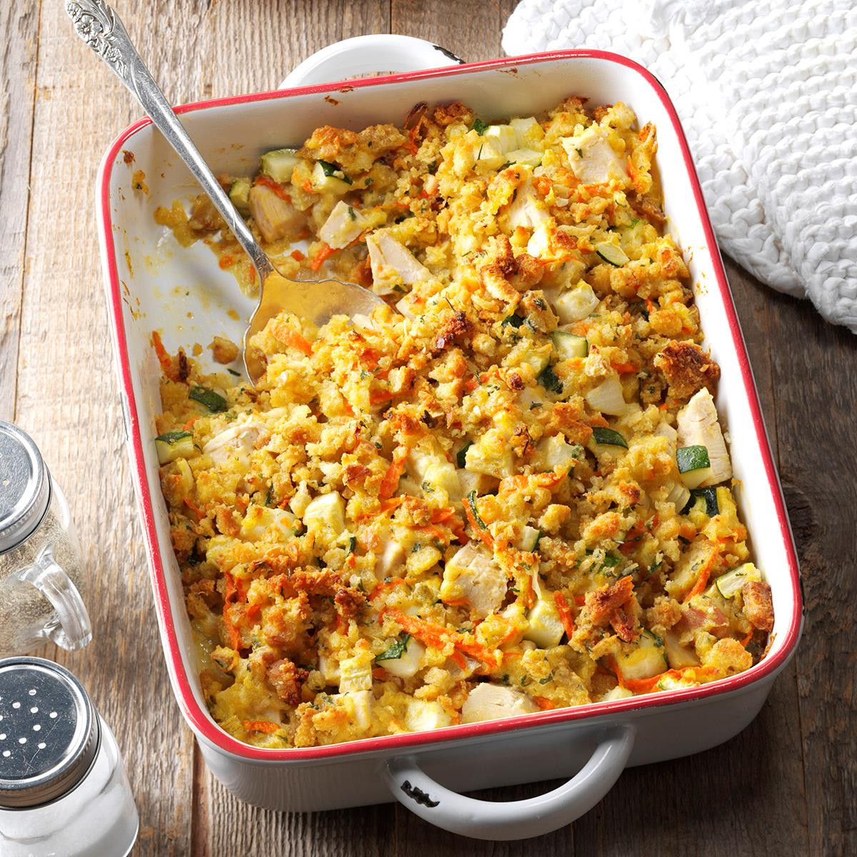 Zucchini Casserole Recipe  29 of Grandma s Favorite Casseroles