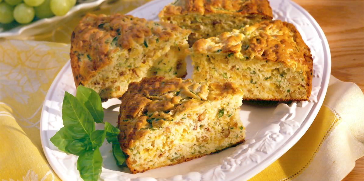 Zucchini Cheese Bread  Zucchini Cheddar Bread