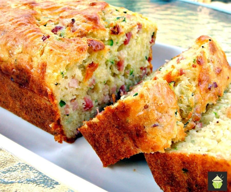 Zucchini Cheese Bread  Bacon Cheddar Zucchini Bread A wonderful light and