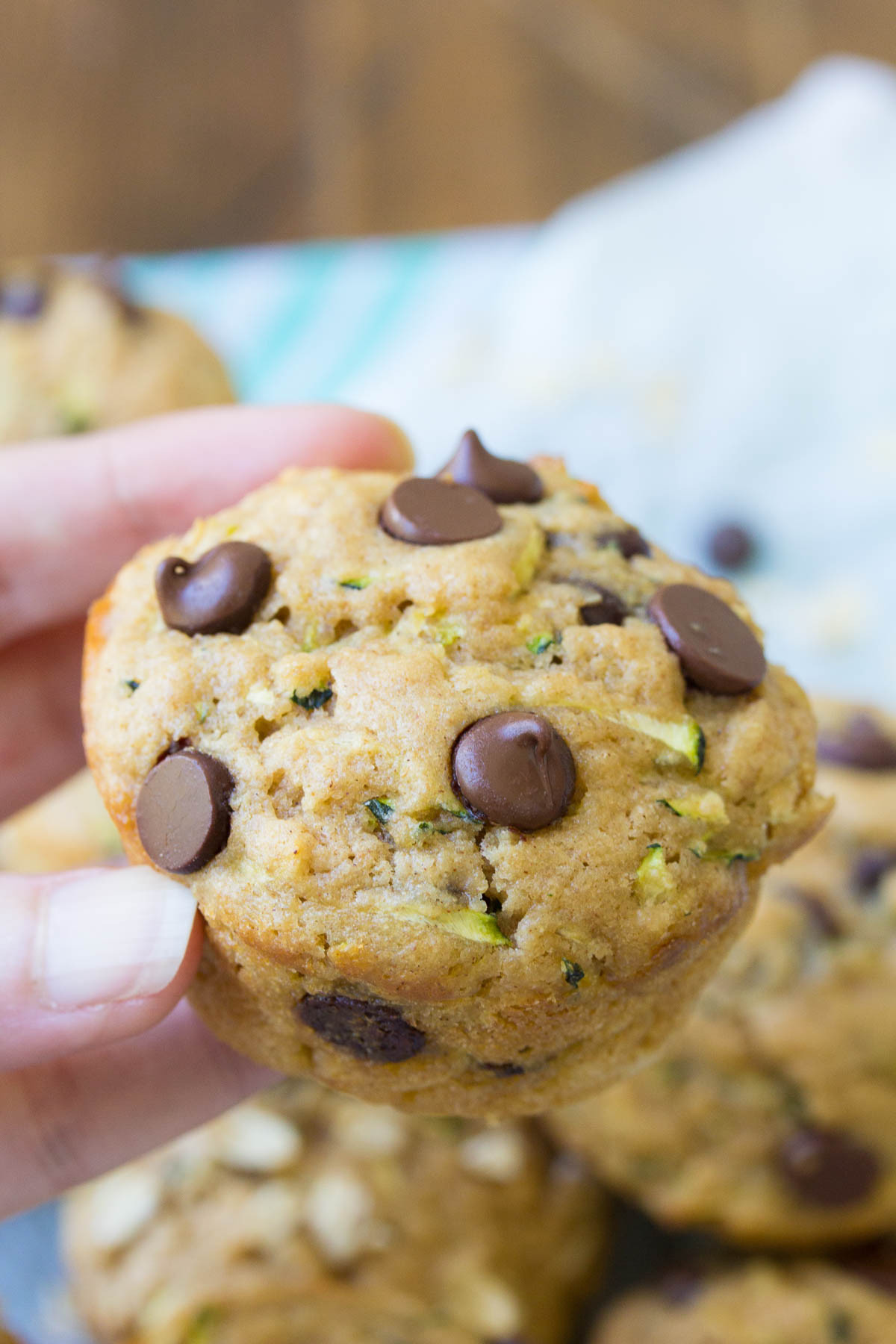 Zucchini Muffins Healthy  Healthy Zucchini Muffins Chocolate Chip or Oat