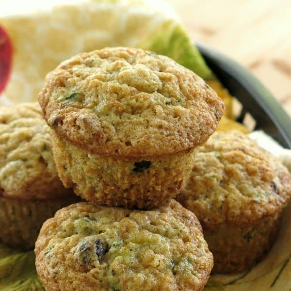 Zucchini Muffins Healthy  Zucchini Muffins Get a Healthy Makeover The Dinner Mom