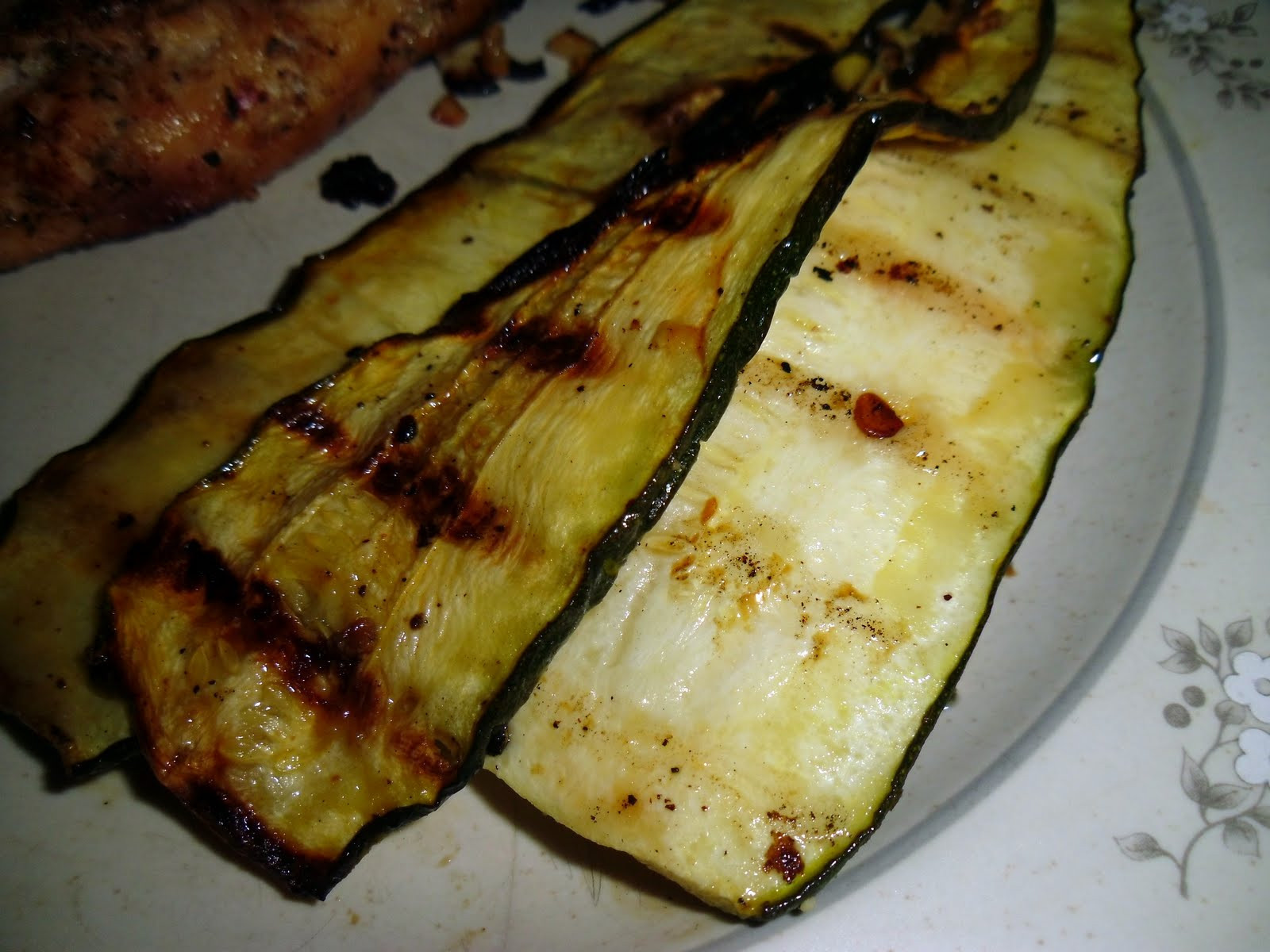 Zucchini On The Grill  Grilled Zucchini Little Us